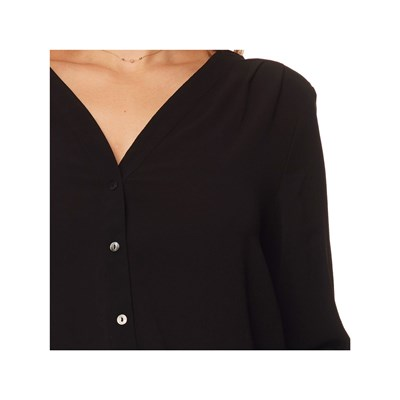 ONLY Chemise manches longues - noir