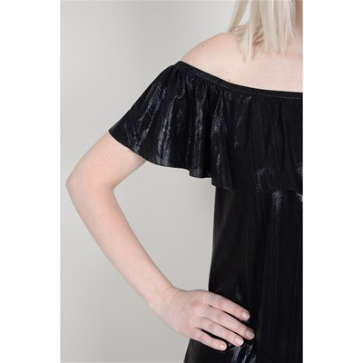 MOLLY BRACKEN Top - noir