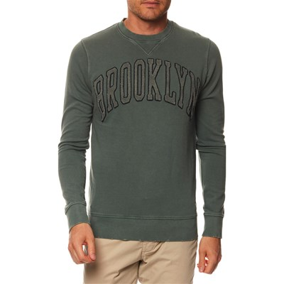 JACK & JONES Jprscott - Sweat-shirt - vert