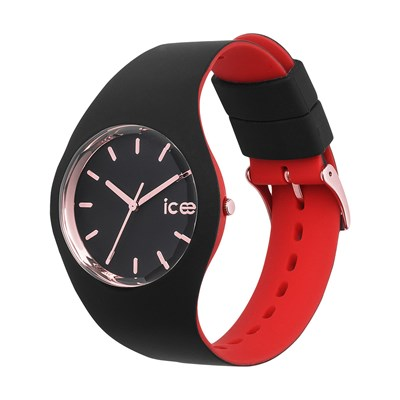 ICE-WATCH Ice loulou - Analoguhr Medium - schwarz