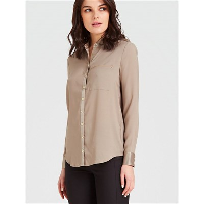 Marciano Los Angeles Chemise manches longues - beige