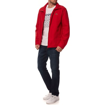 LACOSTE Coupe-vent - rouge