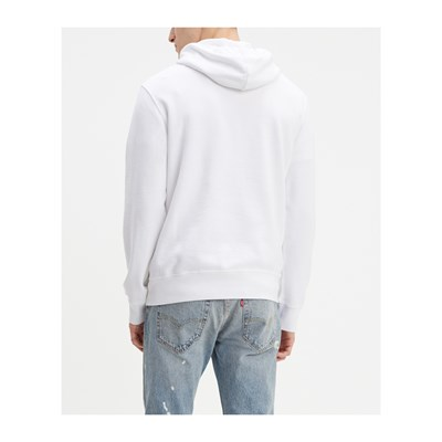 LEVI'S Graphic - Sweat à capuche - blanc