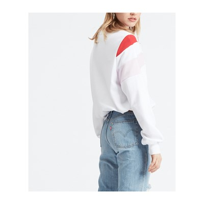 LEVI'S Florence - Sweat-shirt - blanc