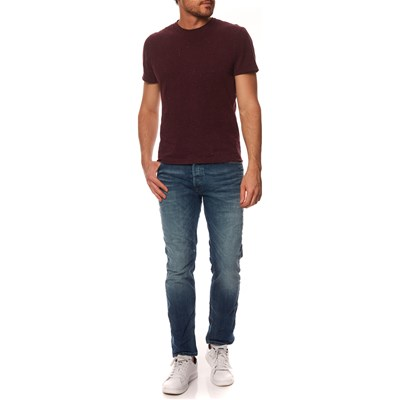 JACK & JONES Jeans regular - jeansblau