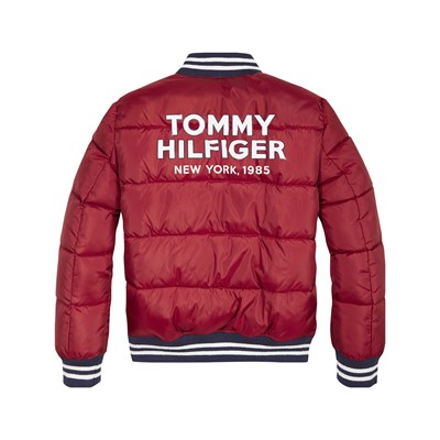 TOMMY HILFIGER Bombers - brun