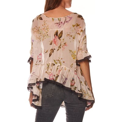 TWINSET Top - rose