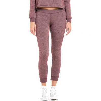 SUPERDRY Luxe super skinny - Pantalon - rouge