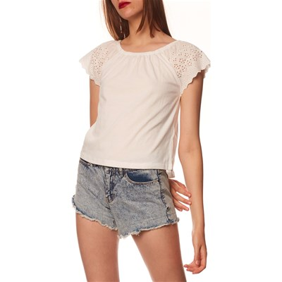 VERO MODA Andrea - Top - wit
