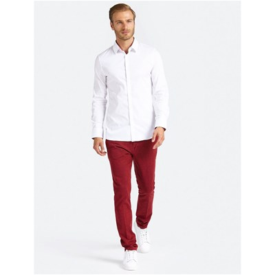 GUESS Chemise manches longues - blanc