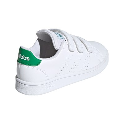 ADIDAS Advantage C - Baskets basses - vert