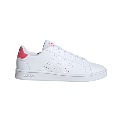 ADIDAS Advantage K - Baskets basses - blanc