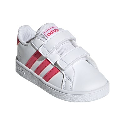 ADIDAS Grand Court I - Baskets basses - rose