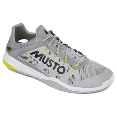 MUSTO Baskets basses - gris