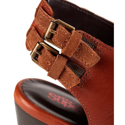 SUPERDRY Escarpins - marron