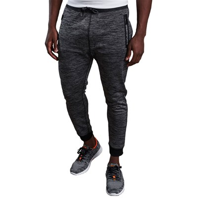 SUPERDRY Training slim  - Pantalon jogging - gris