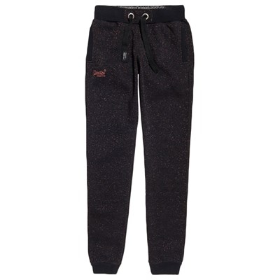 SUPERDRY Orange label - Pantalon jogging - noir