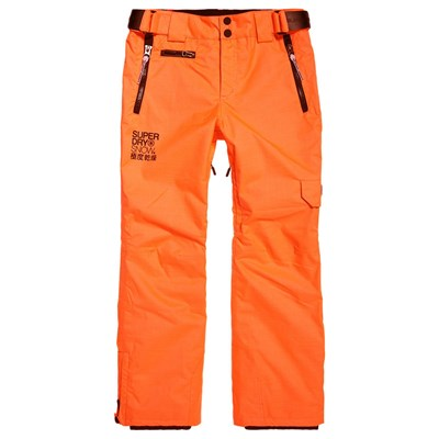 SUPERDRY Snow - Pantalon de ski - orange