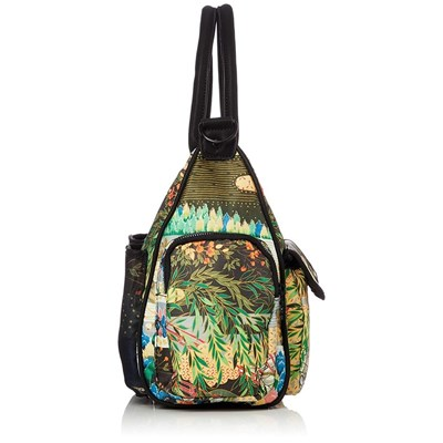 DESIGUAL Explorer london medium  - Sac bandoulière - noir