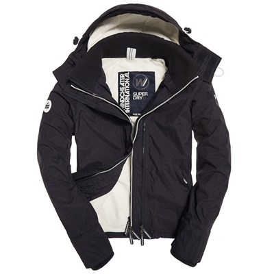 SUPERDRY Artic - Parak - bleu