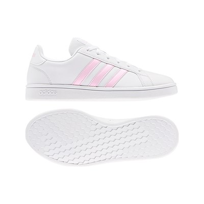 ADIDAS Grand Court Base - Sneakers - blanc