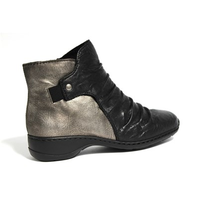 RIEKER Bottines - noir