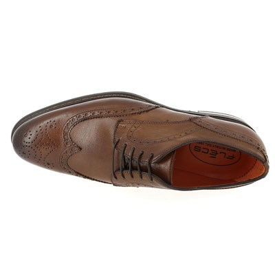 FLECS T514 - Derbies - cognac