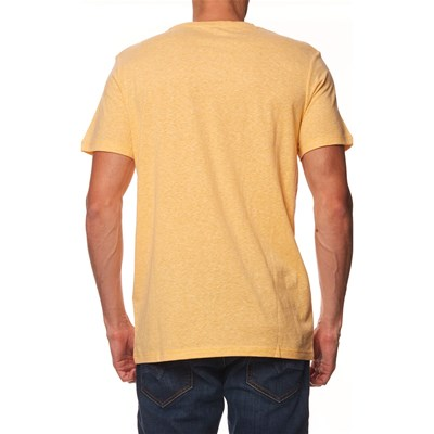 JACK & JONES Jorfabian - T-shirt manches courtes - jaune