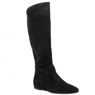 WHAT FOR Bottes - noir