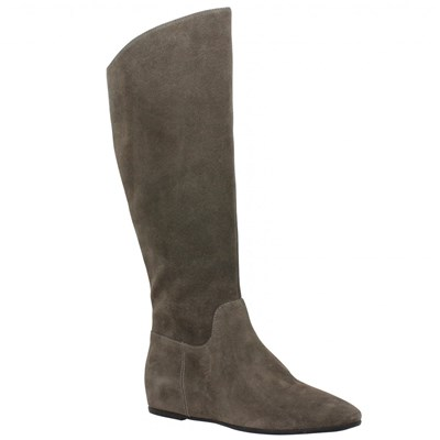 WHAT FOR Bottes - beige