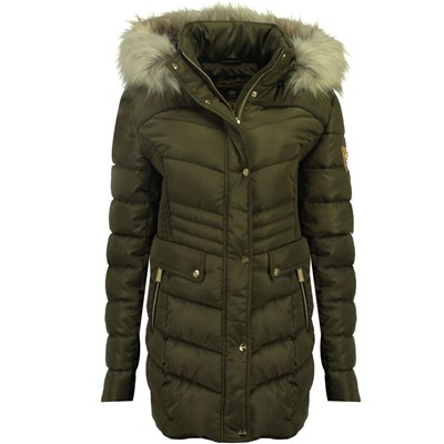 GEOGRAPHICAL NORWAY Badonna - Doudoune - kaki