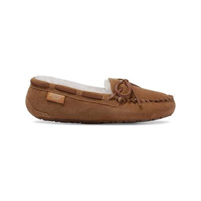 FENLANDS SHEEPSKIN Mocassins - brun