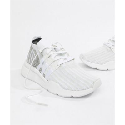 ADIDAS ORIGINALS EQT Support Mid Adv Pk - Baskets Running - blanc
