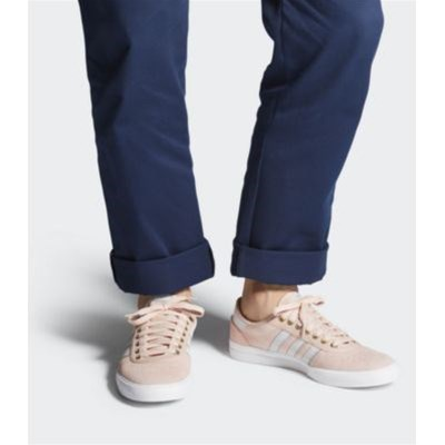 ADIDAS ORIGINALS Lucas premiere - Baskets basses - rose