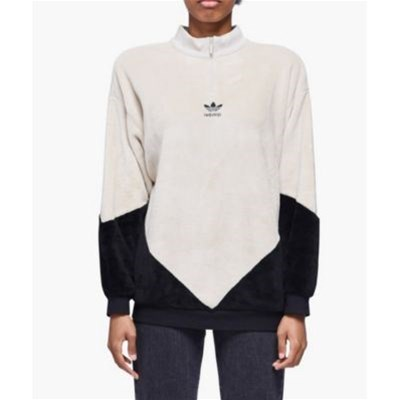 ADIDAS ORIGINALS CLRDO - Sweat-shirt - blanc