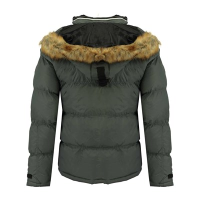 GEOGRAPHICAL NORWAY Clement - Parka - gris clair