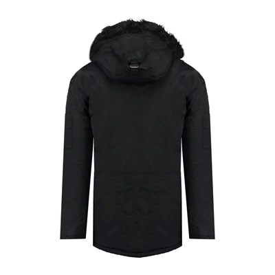 GEOGRAPHICAL NORWAY Alcaline - Parka - noir