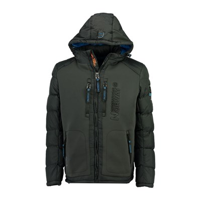 GEOGRAPHICAL NORWAY Beachwood - Parka - gris