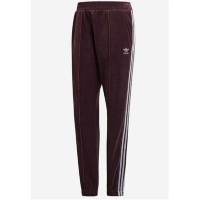 ADIDAS ORIGINALS Regular TP CUF - Pantalon jogging - vin