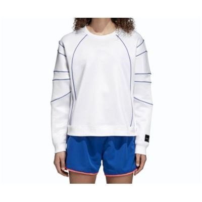 ADIDAS ORIGINALS EQT OG - Sweat-shirt - blanc