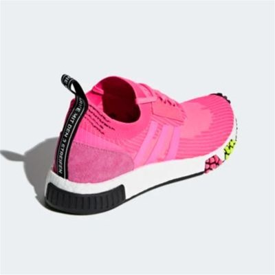 ADIDAS PERFORMANCE NMD_Racer PK - Baskets Running - rose