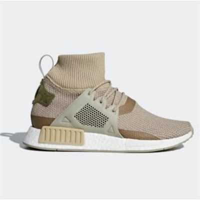 ADIDAS ORIGINALS NMD_XR1 Winter - Baskets montantes - beige