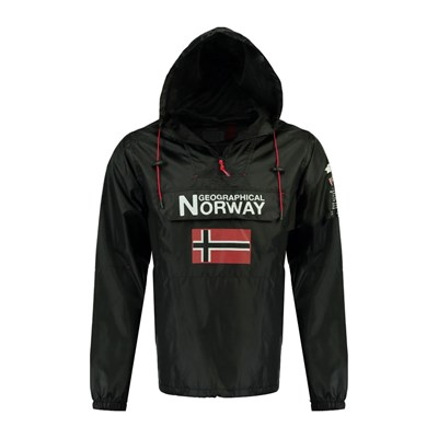 GEOGRAPHICAL NORWAY Butagaz - Coupe-vent - noir