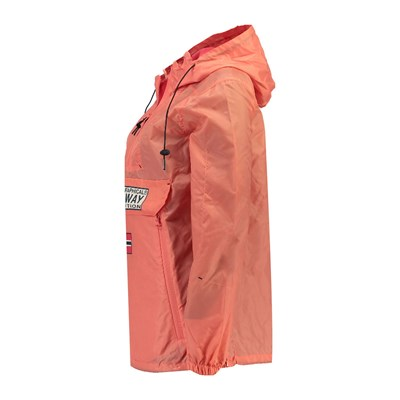 GEOGRAPHICAL NORWAY Downcity - Coupe-vent - corail