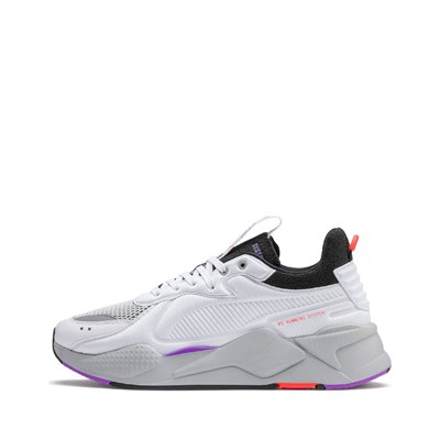 PUMA RS-X Soft Case - Baskets basses - blanc