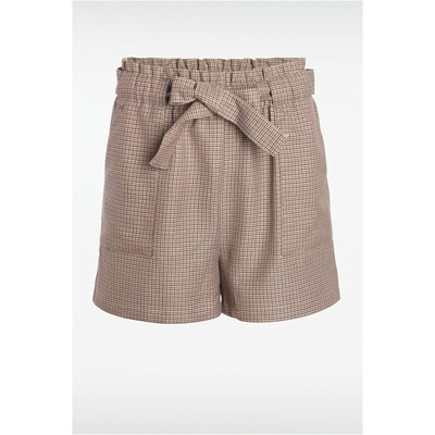 BONOBO JEANS Eddy - Short - marron