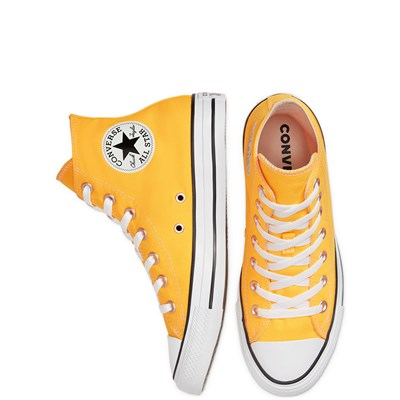 CONVERSE Hi laser - Baskets montantes - orange