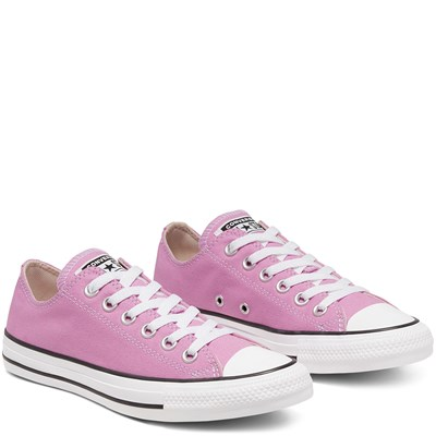 CONVERSE OX - Baskets basses - rose