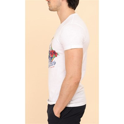 HOPE N LIFE Matheo - T-shirt manches courtes - blanc