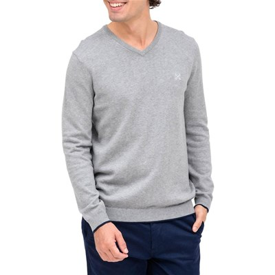 OXBOW Pivega - Pull - gris chiné